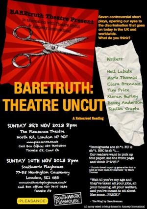 baretruth theatre uncut